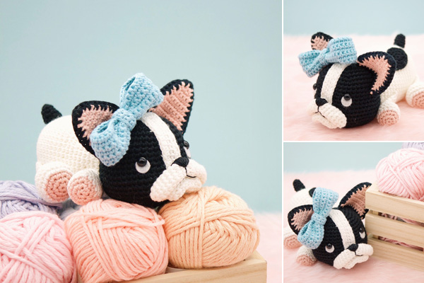 Baby Knitting Patterns Monty the Moose amigurumi pattern... | 400x600